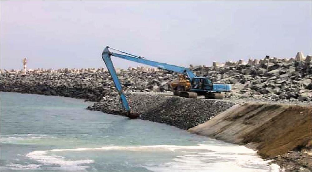 Port of Fujairah South Breakwater Berths