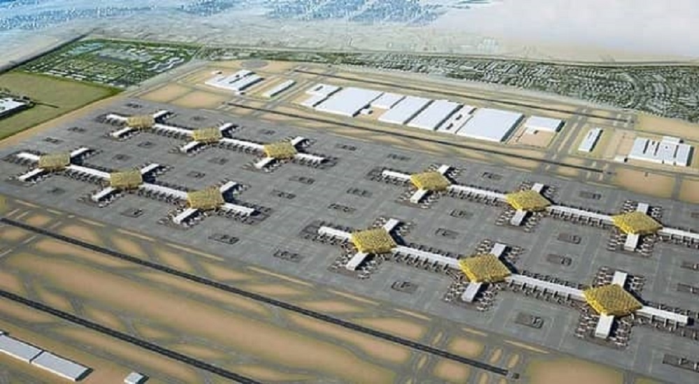 Al Maktoum International Airport – Phase 1
