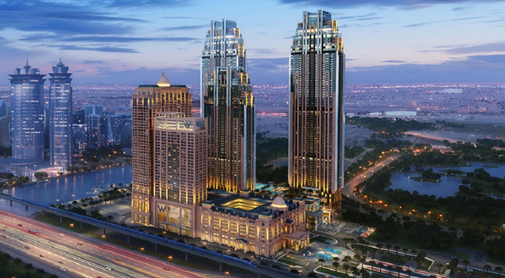 The Habtoor City – Hotel Complex