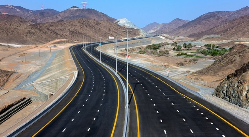 Dubai – Fujairah Freeway