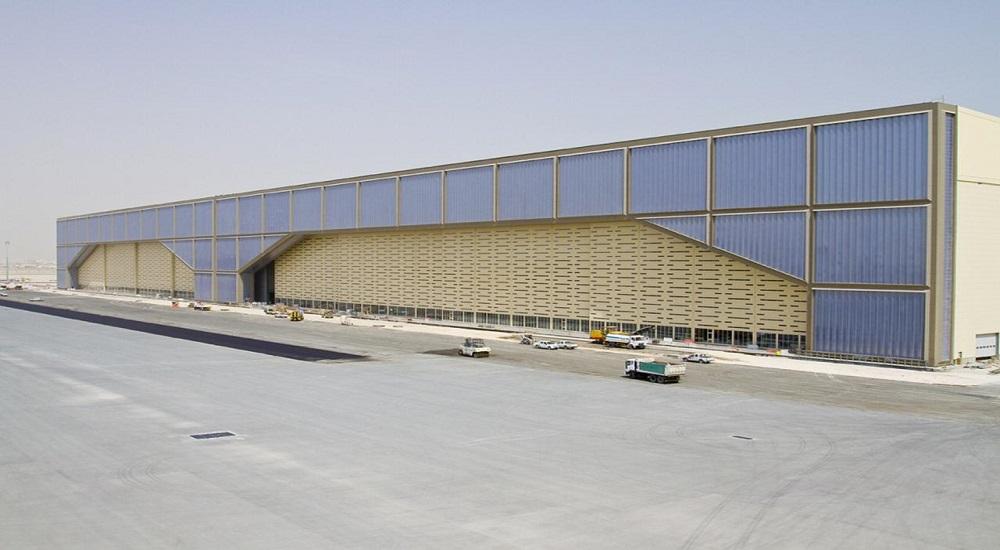 CP26 Aircraft Maintenance Hangar – New Doha International Airport