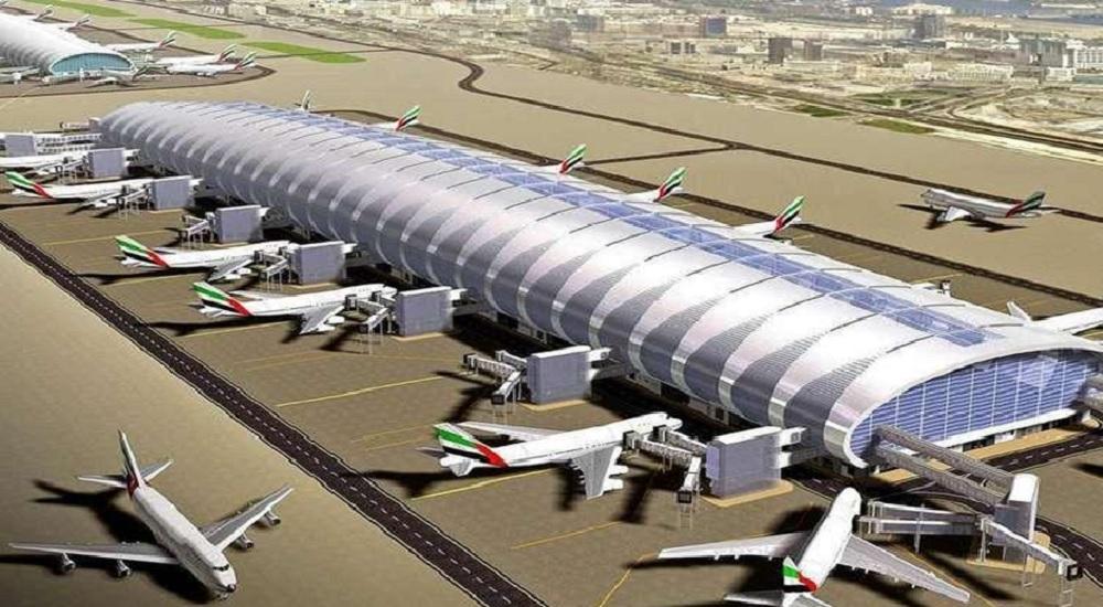 Dubai International Airport Concourse C3