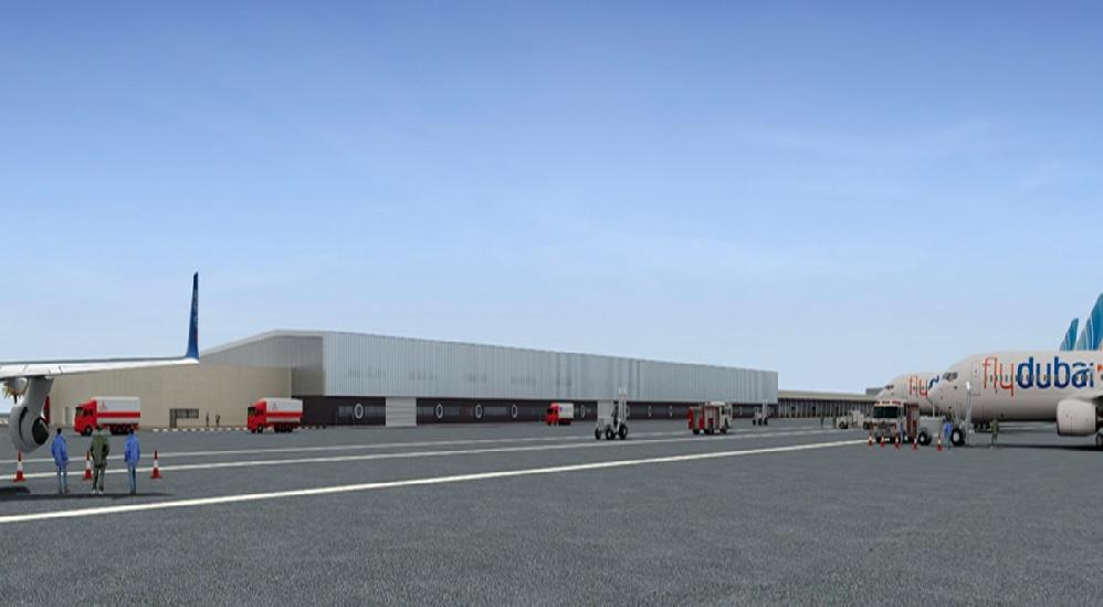 Dubai Airport AX 466 -Terminal 2