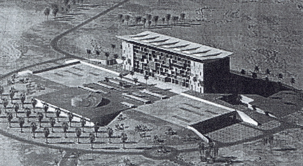 Dubai Police Head Quarter Complex – Al Aweer