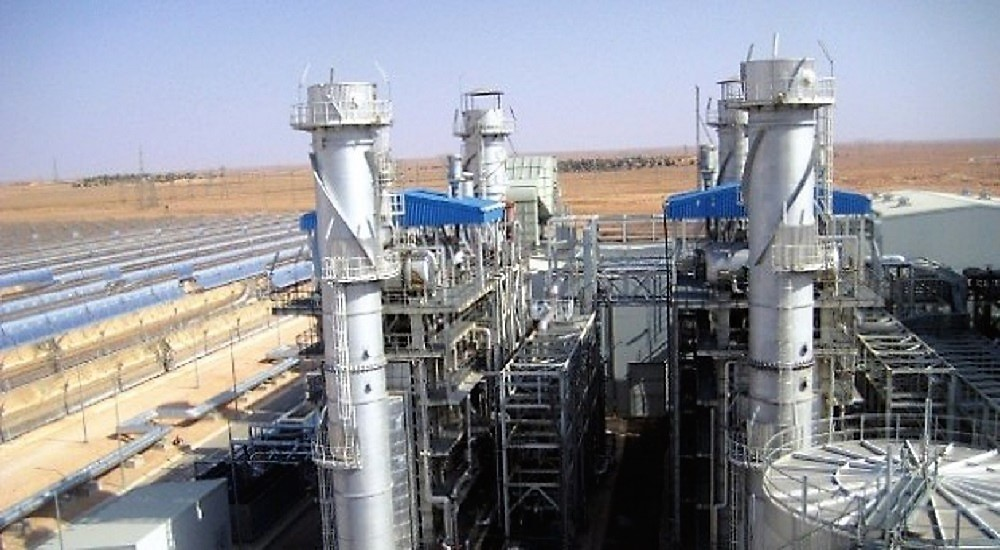 Hasi R'Mel Power Plant