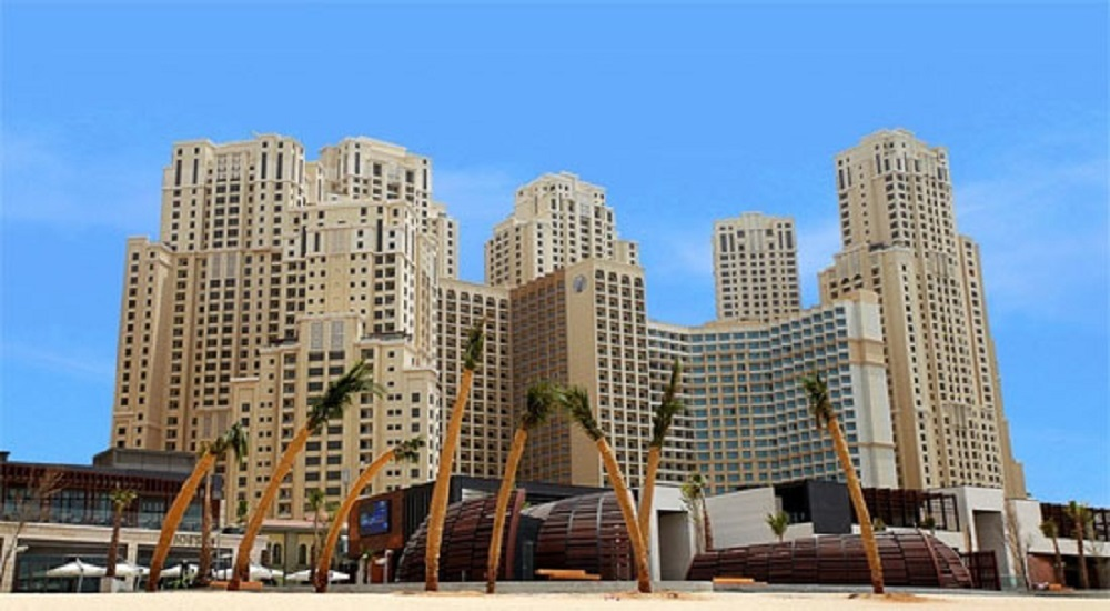 JBR Hotels – Rotana, Sofitel, Crown Plaza