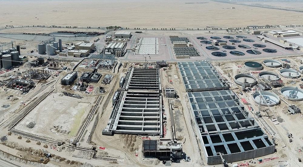 Jebel Ali Sewerage Treatment Plant