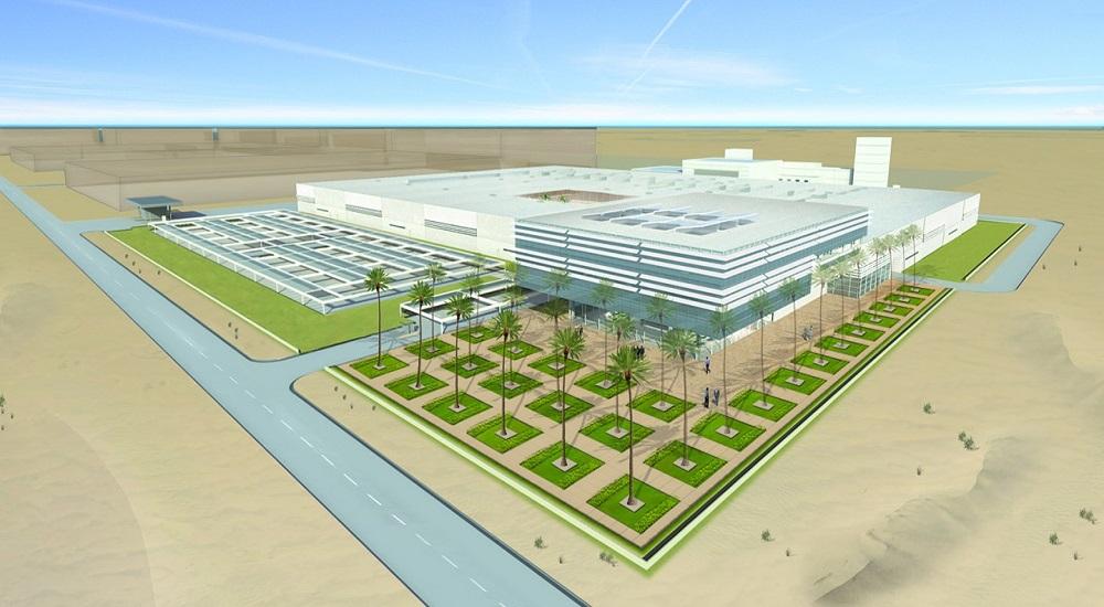 Saudi Airlines – Jeddah Airport- Jet Propulsion Centre