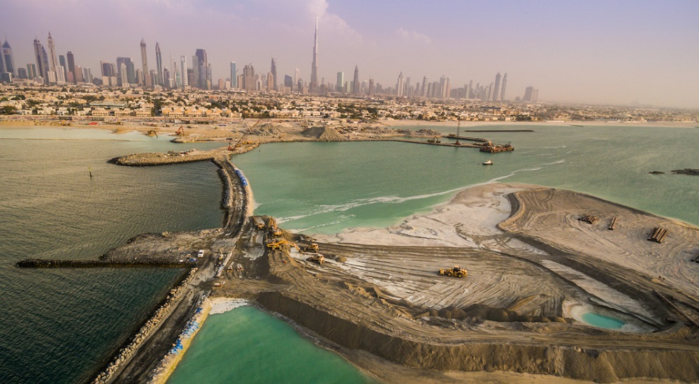 La Mer Project – Open Beach Dredging, Reclamation & Shore Protection Works