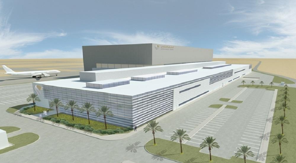 Muscat Airport MC12 – MRO and Cargo facilities