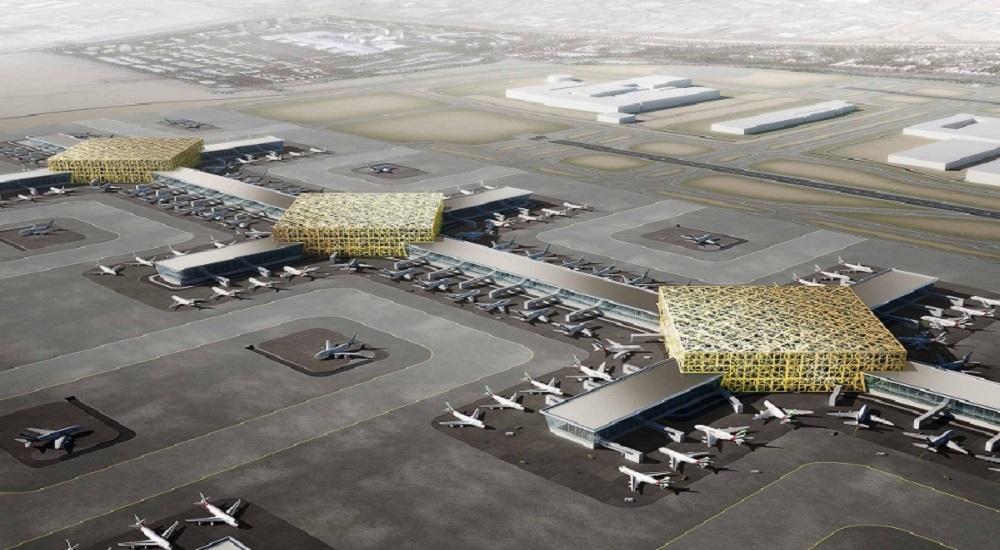 Al Maktoum International Airport – Phase 1 Construction Logistics Package