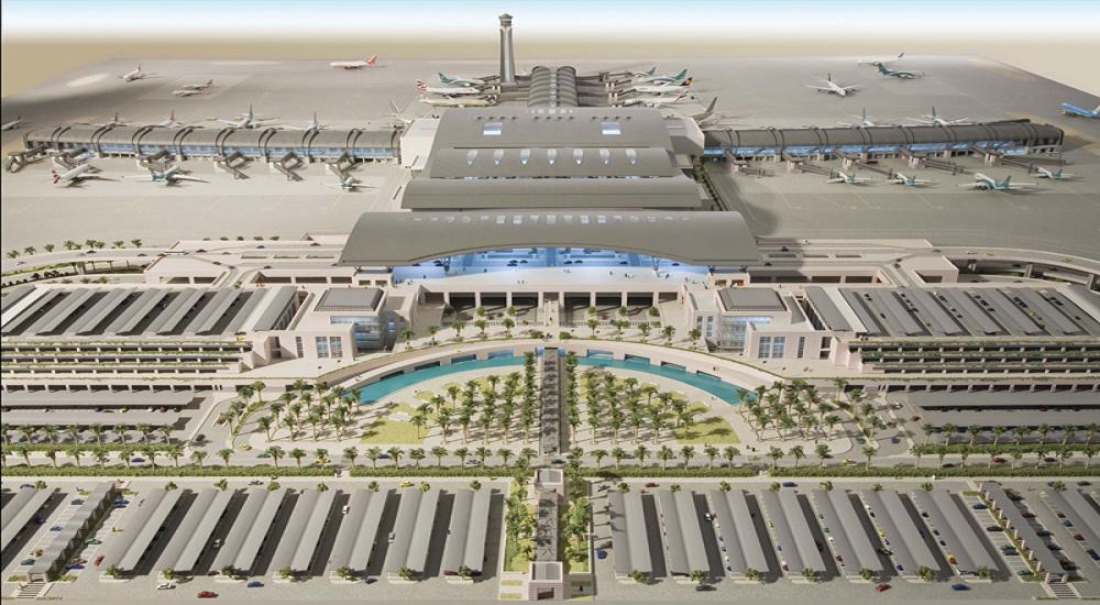 Muscat Airport MC1, MC2 & MC3