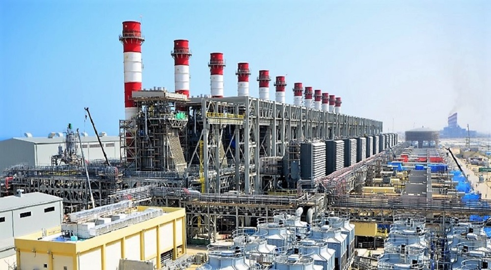 Qurayyah Combined Cycle Power Plant KSA