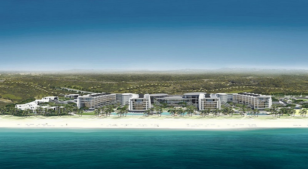 Saadiyat Island Resort Development